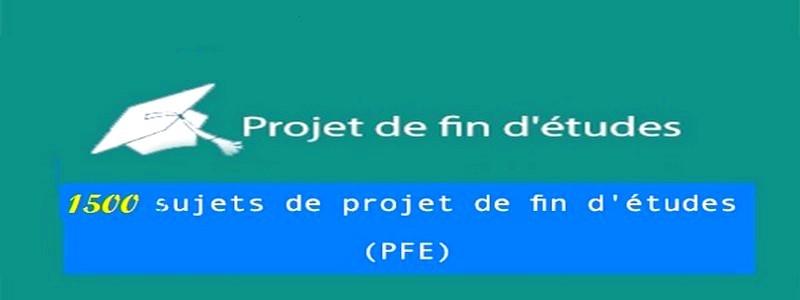 Catégorie: <span>PFE Sciences Economiques et Gestion</span>